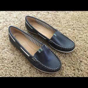 Naturalizer N5 Comfort Navy Loafer Size 5M